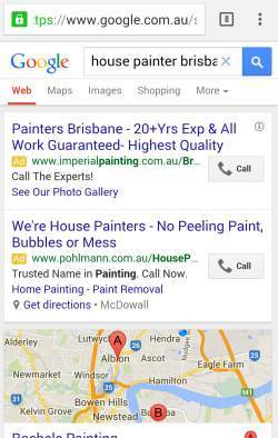 adwords management brisbane mobile device