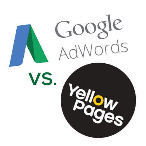 The Facts about Yellow Pages vs Google Adwords Advertising