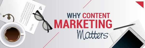 Why Content Marketing Strategy Matters