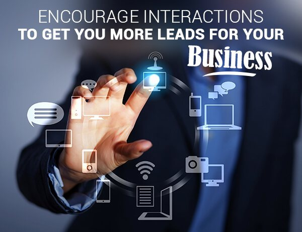 Develop and Encourage Business Interactions