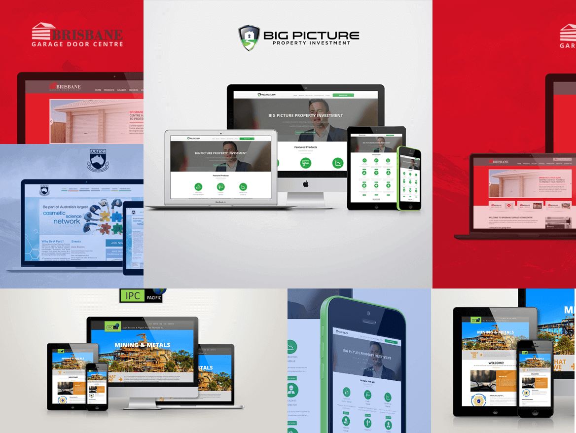 Responsive Website Design Brisbane